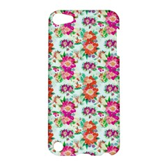 Floral Flower Pattern Seamless Apple iPod Touch 5 Hardshell Case
