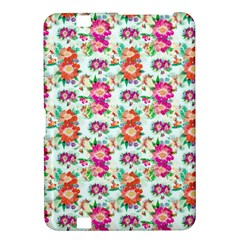 Floral Flower Pattern Seamless Kindle Fire HD 8.9