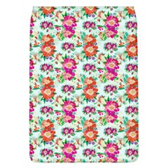Floral Flower Pattern Seamless Flap Covers (L)