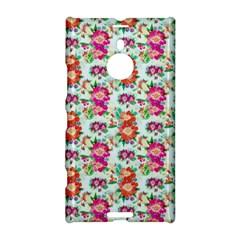 Floral Flower Pattern Seamless Nokia Lumia 1520