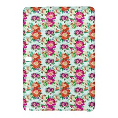 Floral Flower Pattern Seamless Samsung Galaxy Tab Pro 12.2 Hardshell Case