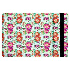 Floral Flower Pattern Seamless iPad Air Flip