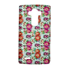 Floral Flower Pattern Seamless Lg G4 Hardshell Case