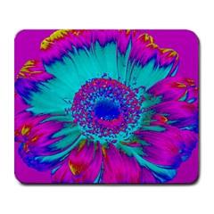 Retro Colorful Decoration Texture Large Mousepads