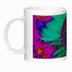 Retro Colorful Decoration Texture Night Luminous Mugs
