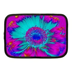 Retro Colorful Decoration Texture Netbook Case (medium)