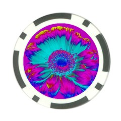 Retro Colorful Decoration Texture Poker Chip Card Guard (10 pack)