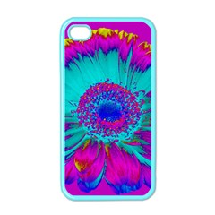 Retro Colorful Decoration Texture Apple iPhone 4 Case (Color)
