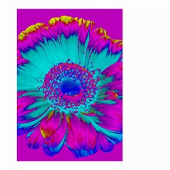 Retro Colorful Decoration Texture Small Garden Flag (two Sides)
