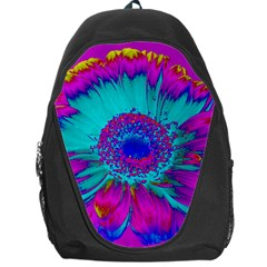 Retro Colorful Decoration Texture Backpack Bag