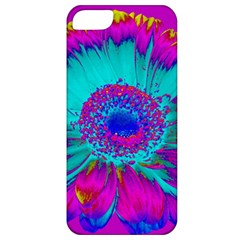 Retro Colorful Decoration Texture Apple iPhone 5 Classic Hardshell Case