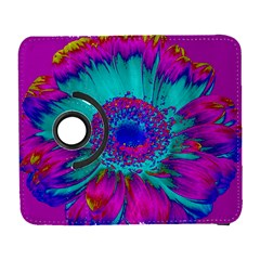 Retro Colorful Decoration Texture Galaxy S3 (Flip/Folio)