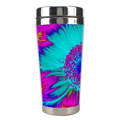 Retro Colorful Decoration Texture Stainless Steel Travel Tumblers