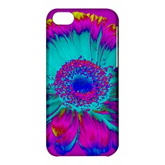 Retro Colorful Decoration Texture Apple iPhone 5C Hardshell Case