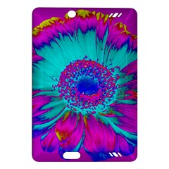 Retro Colorful Decoration Texture Amazon Kindle Fire HD (2013) Hardshell Case