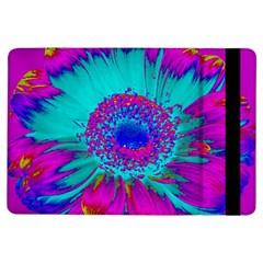Retro Colorful Decoration Texture iPad Air Flip