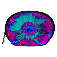 Retro Colorful Decoration Texture Accessory Pouches (Medium)