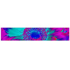 Retro Colorful Decoration Texture Flano Scarf (large)