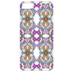 Floral Ornament Baby Girl Design Apple iPhone 5 Classic Hardshell Case