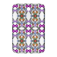 Floral Ornament Baby Girl Design Samsung Galaxy Note 8.0 N5100 Hardshell Case
