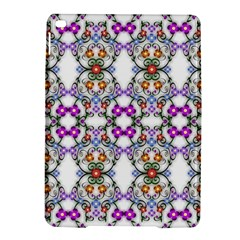Floral Ornament Baby Girl Design iPad Air 2 Hardshell Cases