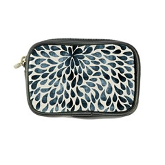 Abstract Flower Petals Floral Coin Purse