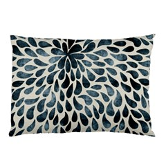 Abstract Flower Petals Floral Pillow Case (Two Sides)