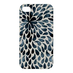 Abstract Flower Petals Floral Apple Iphone 4/4s Hardshell Case