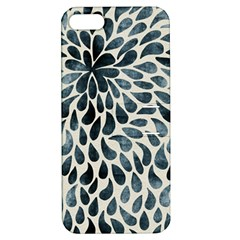 Abstract Flower Petals Floral Apple iPhone 5 Hardshell Case with Stand