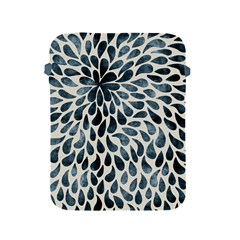 Abstract Flower Petals Floral Apple iPad 2/3/4 Protective Soft Cases