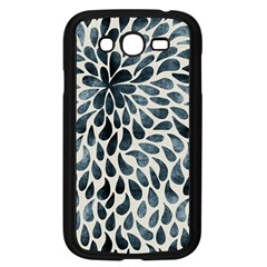 Abstract Flower Petals Floral Samsung Galaxy Grand Duos I9082 Case (black)