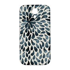 Abstract Flower Petals Floral Samsung Galaxy S4 I9500/I9505  Hardshell Back Case