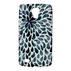 Abstract Flower Petals Floral Galaxy S4 Active