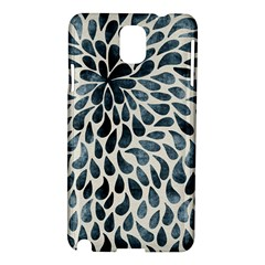 Abstract Flower Petals Floral Samsung Galaxy Note 3 N9005 Hardshell Case
