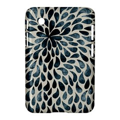 Abstract Flower Petals Floral Samsung Galaxy Tab 2 (7 ) P3100 Hardshell Case