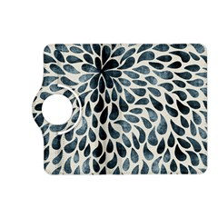 Abstract Flower Petals Floral Kindle Fire Hd (2013) Flip 360 Case