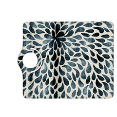 Abstract Flower Petals Floral Kindle Fire HDX 8.9  Flip 360 Case