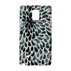 Abstract Flower Petals Floral Samsung Galaxy Note 4 Hardshell Case