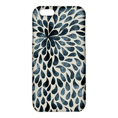 Abstract Flower Petals Floral iPhone 6/6S TPU Case