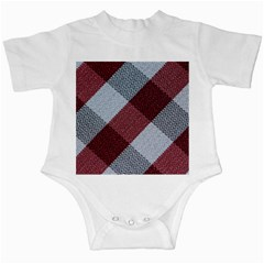 Textile Geometric Retro Pattern Infant Creepers