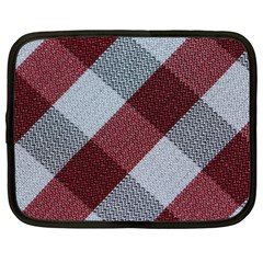 Textile Geometric Retro Pattern Netbook Case (xxl)