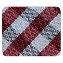 Textile Geometric Retro Pattern Double Sided Flano Blanket (small)