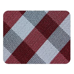 Textile Geometric Retro Pattern Double Sided Flano Blanket (Large)