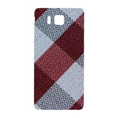 Textile Geometric Retro Pattern Samsung Galaxy Alpha Hardshell Back Case