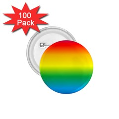 Rainbow Background Colourful 1 75  Buttons (100 Pack)