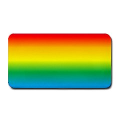 Rainbow Background Colourful Medium Bar Mats