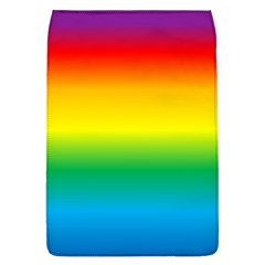 Rainbow Background Colourful Flap Covers (L)
