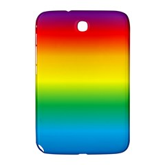 Rainbow Background Colourful Samsung Galaxy Note 8.0 N5100 Hardshell Case