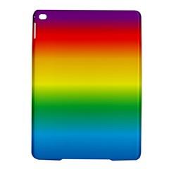 Rainbow Background Colourful iPad Air 2 Hardshell Cases