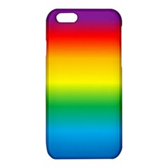 Rainbow Background Colourful iPhone 6/6S TPU Case